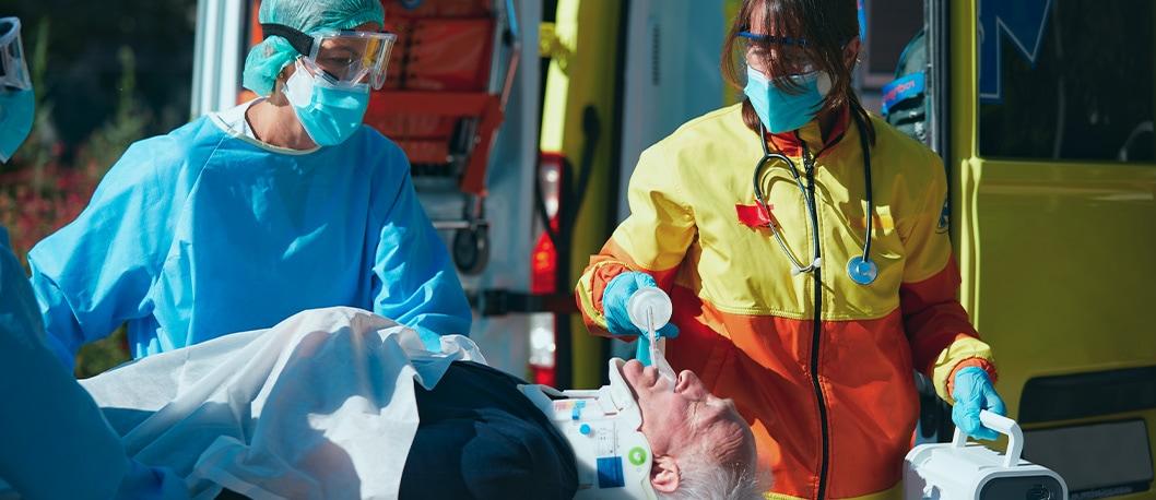 Master en Urgencias y Emergencias para Enfermeria