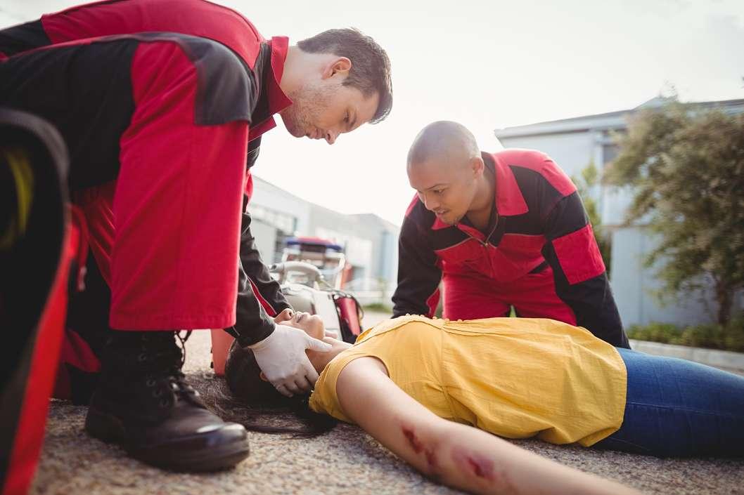 Curso de urgencias básicas para enfermería