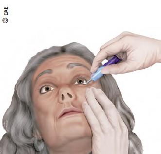 administración tópica de medicamentos