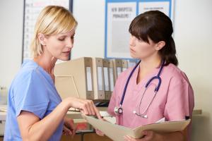 Enfermeras igualdad